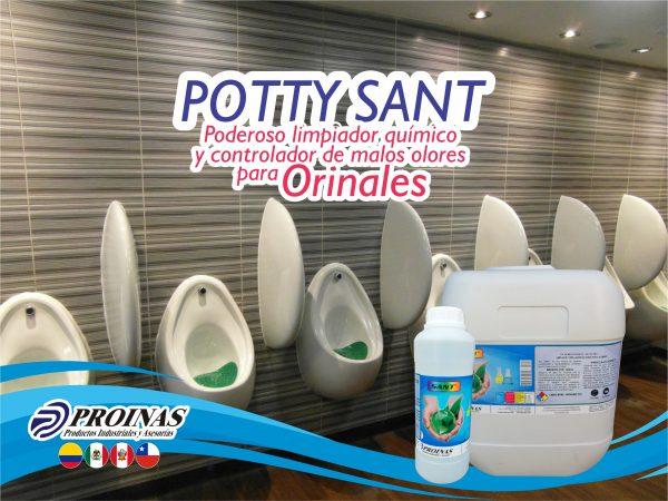 POTTY SANT
