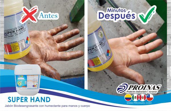 SUPER HAND 2